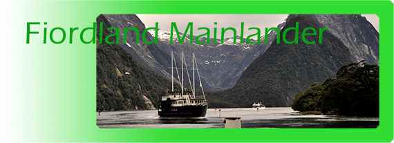 Fiordland Mainlander 4 Day